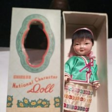 Muñecas Extranjeras: NATIONAL CHARACTER DOLL AÑOS 50 SIN USO. Lote 194269158