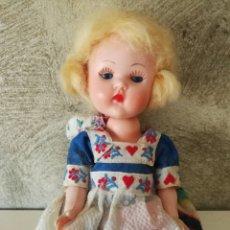 Muñecas Extranjeras: MUÑECA INGLESA MISS ROSEBUD AÑOS 50. Lote 194305487