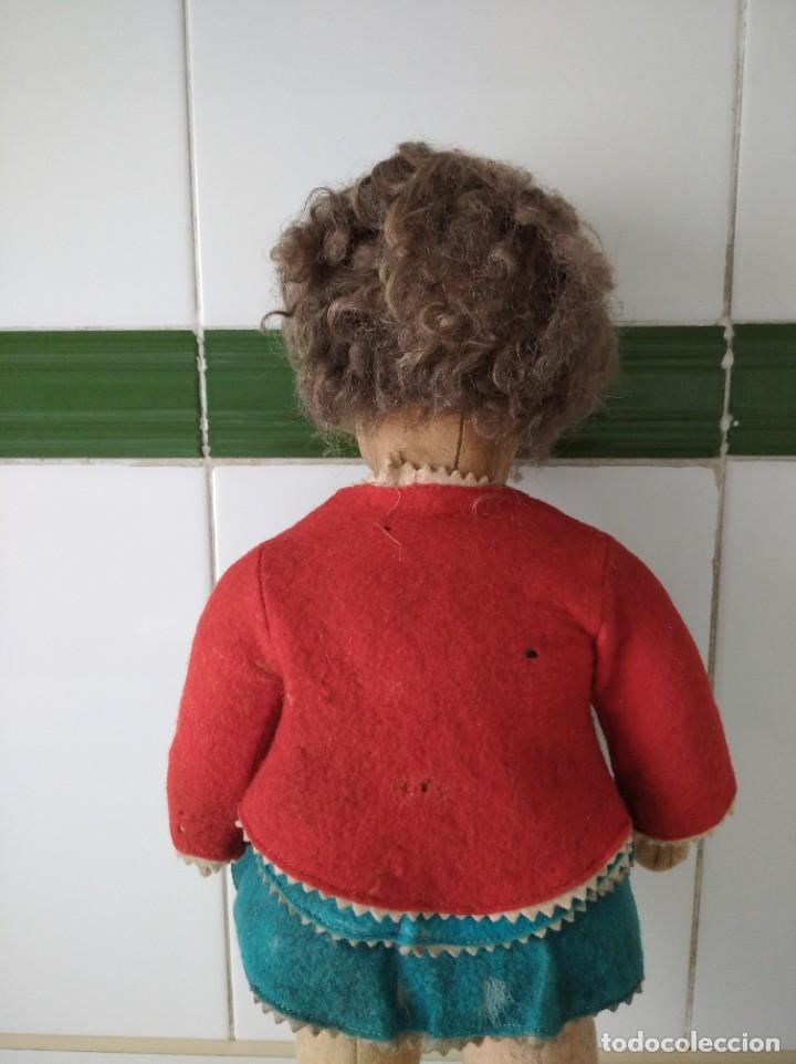 Muñecas Extranjeras: Antigua muñeca Lenci años 20 con su ropa original - Foto 6 - 194308215