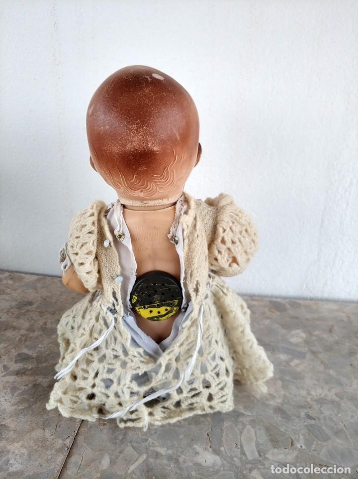 Muñecas Extranjeras: Muñeco con cuerpo de goma y cabeza de plastico duro. ingles brit pat 600270 austral 135724 - Foto 3 - 194489900