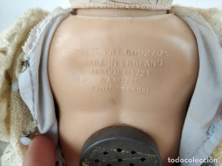 Muñecas Extranjeras: Muñeco con cuerpo de goma y cabeza de plastico duro. ingles brit pat 600270 austral 135724 - Foto 6 - 194489900