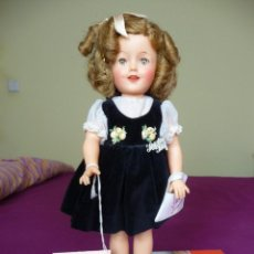 Muñecas Extranjeras: MUÑECA ANTIGUA SHIRLEY TEMPLE IDEAL DOLL 1958 . Lote 194896845