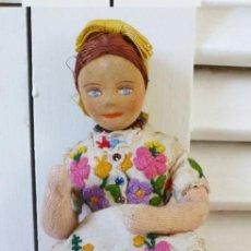 Muñecas Extranjeras: MUÑECA ESTE DE EUROPA. Lote 195085365