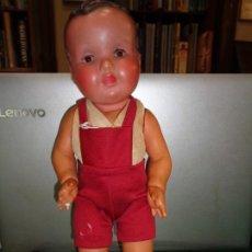 Muñecas Extranjeras: MUÑECO DE CELULOIDE 32 CMS . Lote 195172360