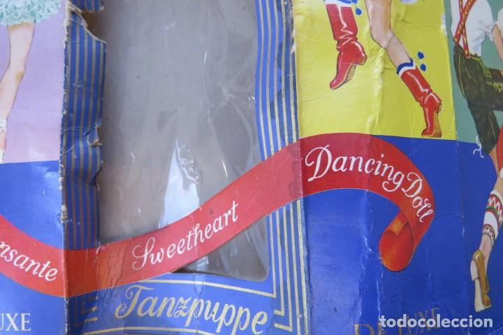 Muñecas Extranjeras: ANTIGUO MUÑECO ALEMANIA - MARIA WORTH - SWEETHEART TANZPUPPE 9623 DANCING DOLL - POUPEE DANSANTE - Foto 38 - 195237953