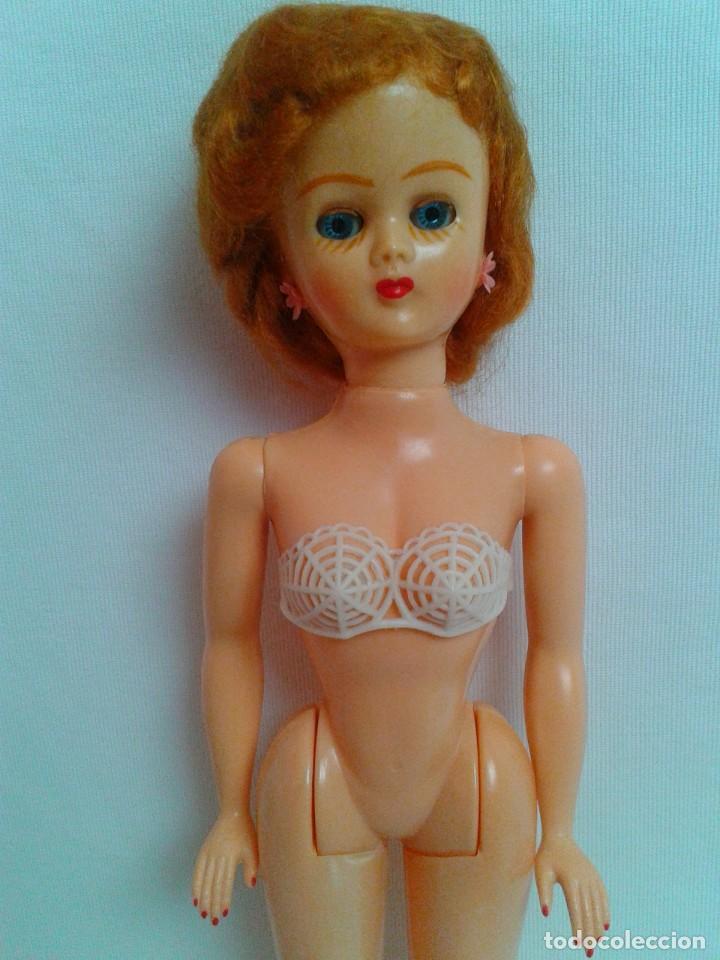 Muñecas Extranjeras: Muñeca made in Hong Kong año 1957 - Foto 2 - 195322747