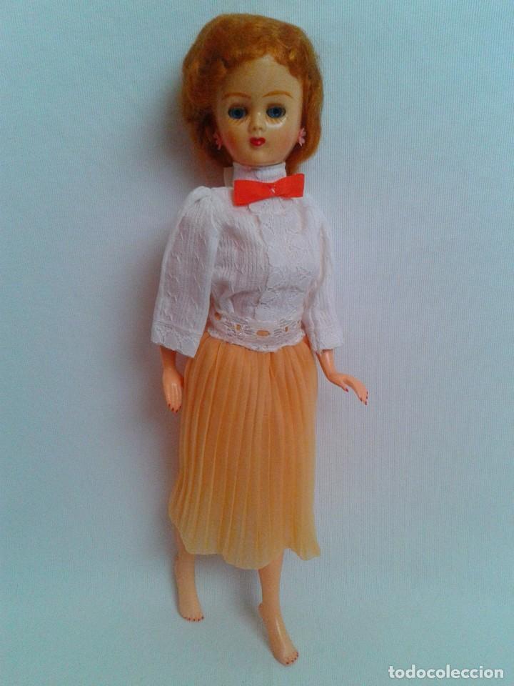 Muñecas Extranjeras: Muñeca made in Hong Kong año 1957 - Foto 5 - 195322747