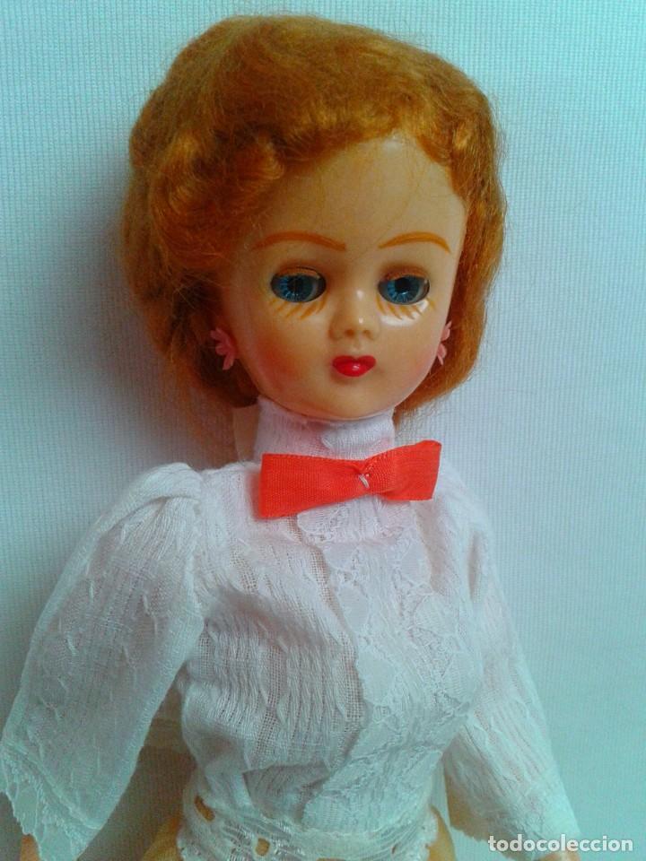 Muñecas Extranjeras: Muñeca made in Hong Kong año 1957 - Foto 7 - 195322747