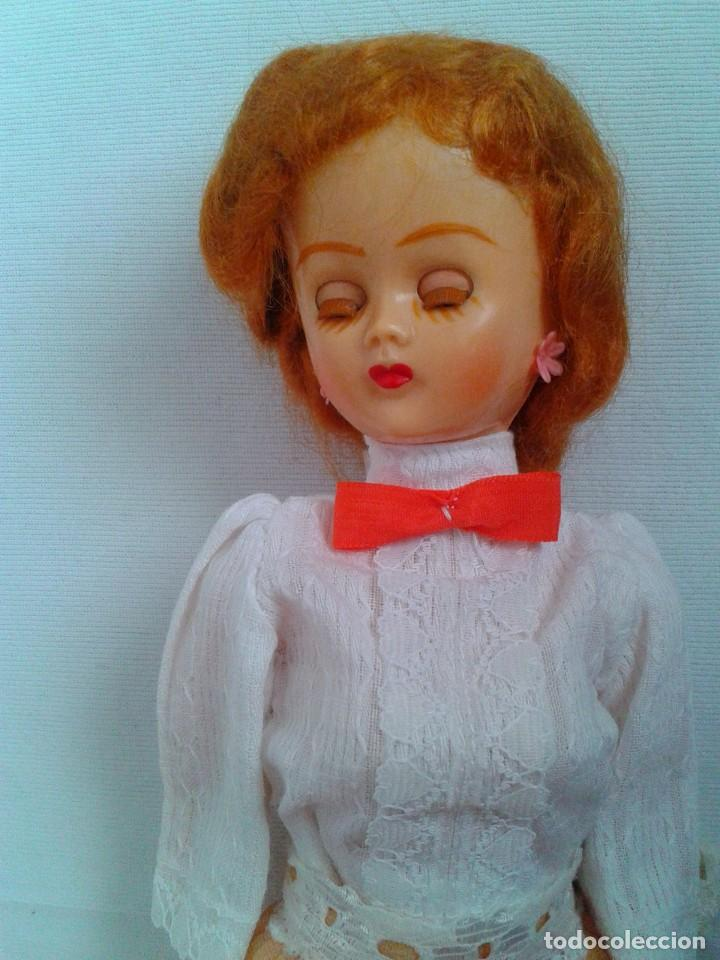 Muñecas Extranjeras: Muñeca made in Hong Kong año 1957 - Foto 8 - 195322747