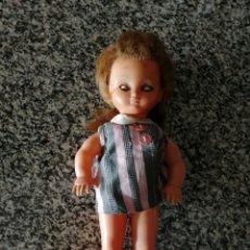 Muñecas Extranjeras: MUÑECA FRANCESA BELLA DE LOS AÑOS 60-70. Lote 195372028