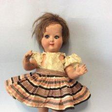 Muñecas Extranjeras: ANTIGUA MUÑECA AÑOS 40 MILANO MOD. BREV. Lote 196124412