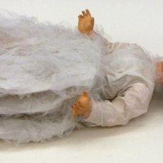 Muñecas Extranjeras: BONITA MUÑECA TAMAÑO GRANDE 75 CM. Lote 196970088