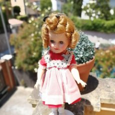 Muñecas Extranjeras: MUÑECA SHIRLEY TEMPLE IDEAL DOLL AÑOS 50. Lote 204668376