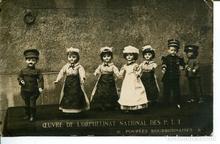 MUÑECAS AÑOS 20-FOTOGRÁFICA ORIGINAL (Juguetes - Muñeca Extranjera Antigua - Otras Muñecas)