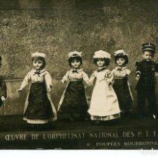 Muñecas Extranjeras: MUÑECAS AÑOS 20-FOTOGRÁFICA ORIGINAL. Lote 204743111