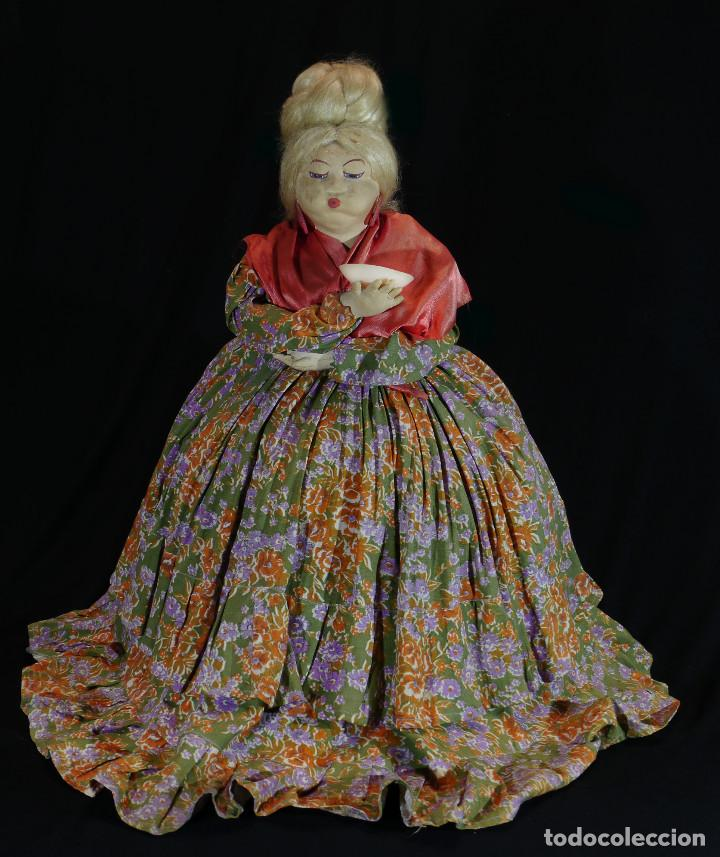 MUÑECA RUSA, PARA SAMOVAR (Juguetes - Muñeca Extranjera Antigua - Otras Muñecas)