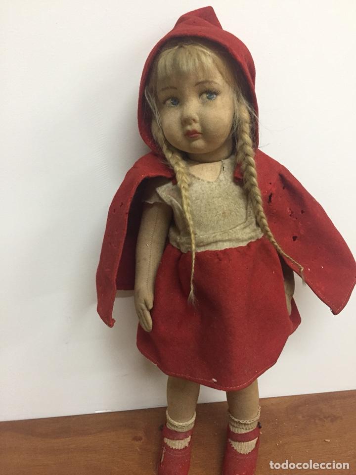Muñecas Extranjeras: Preciosa muñeca antigua años 20-30. Lenci? Pagés?.... - Foto 3 - 205654276