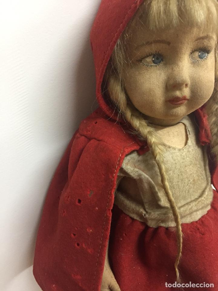 Muñecas Extranjeras: Preciosa muñeca antigua años 20-30. Lenci? Pagés?.... - Foto 4 - 205654276