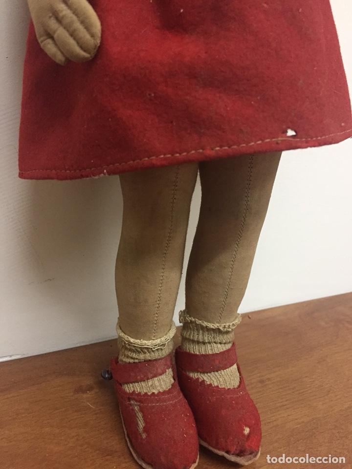 Muñecas Extranjeras: Preciosa muñeca antigua años 20-30. Lenci? Pagés?.... - Foto 7 - 205654276