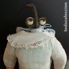 Muñecas Extranjeras: MUÑECO FRANCÉS CELULOIDE MARCA SNP AÑOS 60 PARA PIEZAS. Lote 206255701