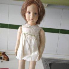 Muñecas Extranjeras: ANTIGUA MUÑECA LENCI AÑOS 30 ORIGINAL EN BUEN ESTADO. Lote 206543405
