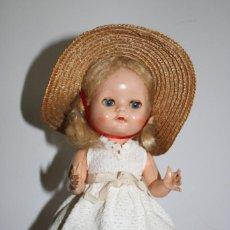Muñecas Extranjeras: RARA MUÑECA AMANDA JANE JINK DOLL - MADE IN ENGLAND - AÑOS 50 - TODA MUÑECA ORIGINAL CON SU ROPA. Lote 206554697