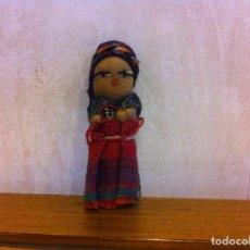 Muñecas Extranjeras: MUÑECA DE TRAPO. ALTURA: 5CM. Lote 207068456