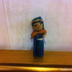 Muñecas Extranjeras: MUÑECA DE TRAPO. ALTURA: 5CM. Lote 207068740