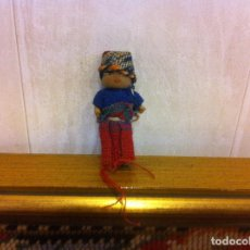 Muñecas Extranjeras: MUÑECA DE TRAPO. ALTURA: 5CM. Lote 207069220