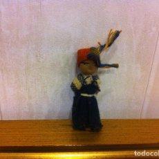 Muñecas Extranjeras: MUÑECA DE TRAPO. ALTURA: 5CM. Lote 207069327