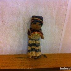 Muñecas Extranjeras: MUÑECA DE TRAPO. ALTURA: 5CM. Lote 207069403