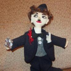 Muñecas Extranjeras: MUÑECO CHARLOT,FINALES DE LOS AÑOS 50. Lote 209010288