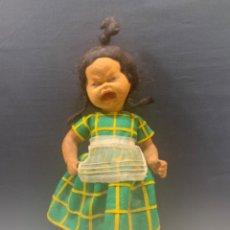 Muñecas Extranjeras: MUÑECA AÑOS 30-40 ARTICULADA MED.: 35 CMS. (G). Lote 210563810