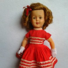 Muñecas Extranjeras: ANTIGUA SHIRLEY TEMPLE IDEAL DOLL 1958. Lote 210794012