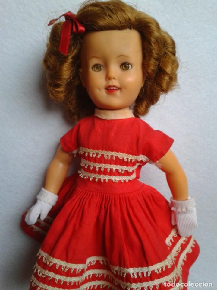 Muñecas Extranjeras: Antigua Shirley Temple Ideal Doll 1958 - Foto 2 - 210794012