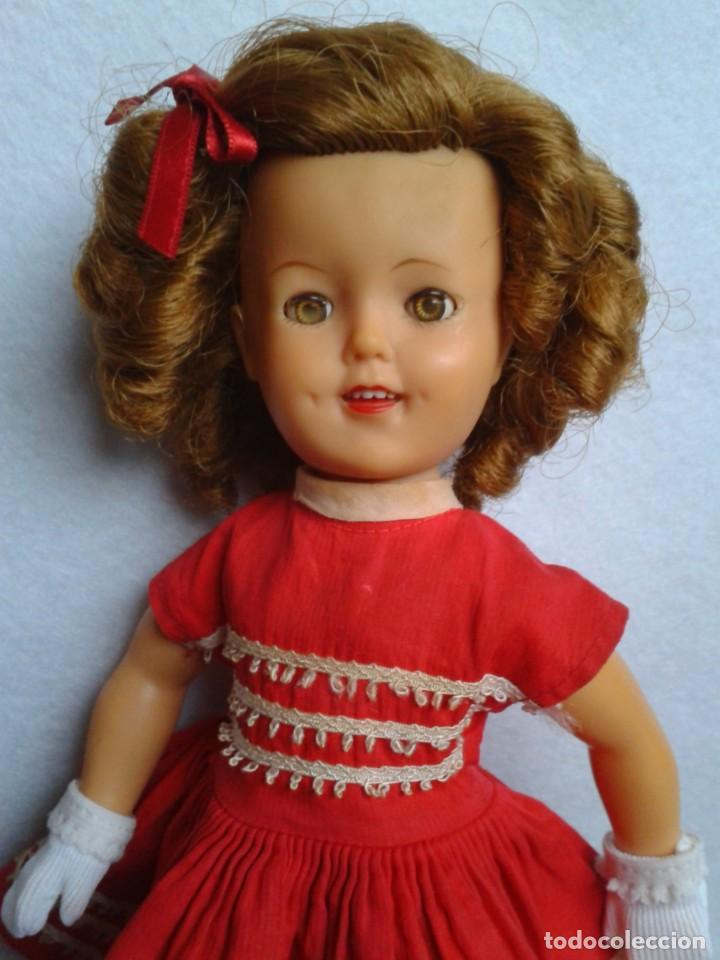 Muñecas Extranjeras: Antigua Shirley Temple Ideal Doll 1958 - Foto 3 - 210794012