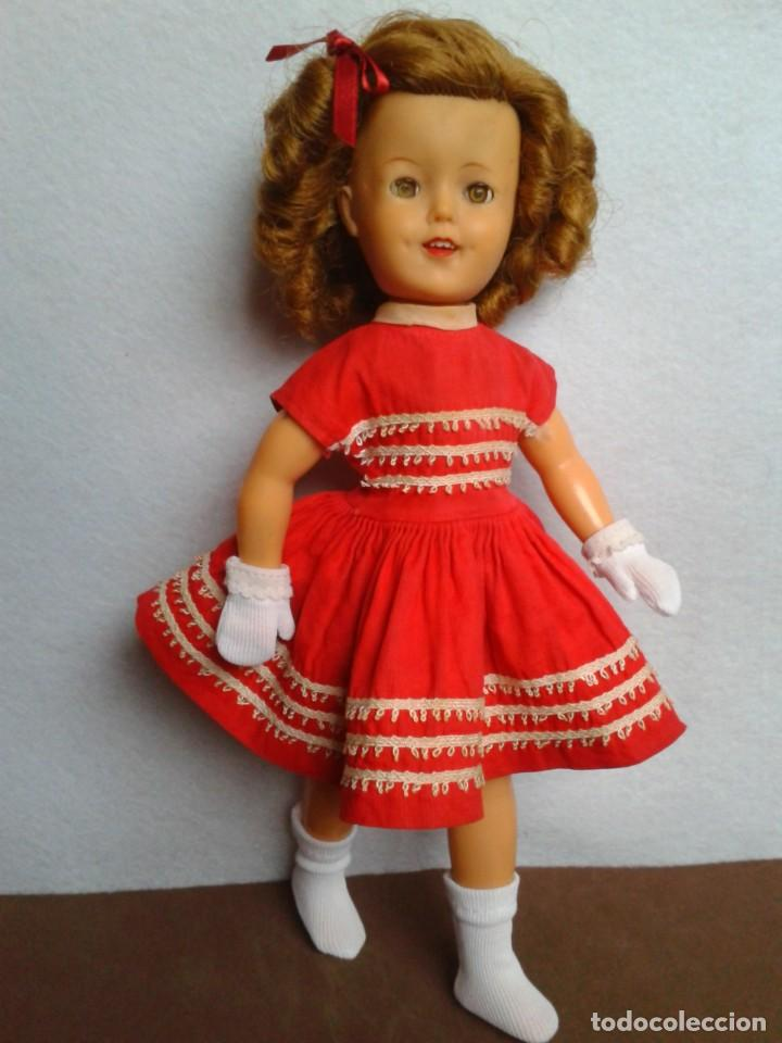 Muñecas Extranjeras: Antigua Shirley Temple Ideal Doll 1958 - Foto 4 - 210794012
