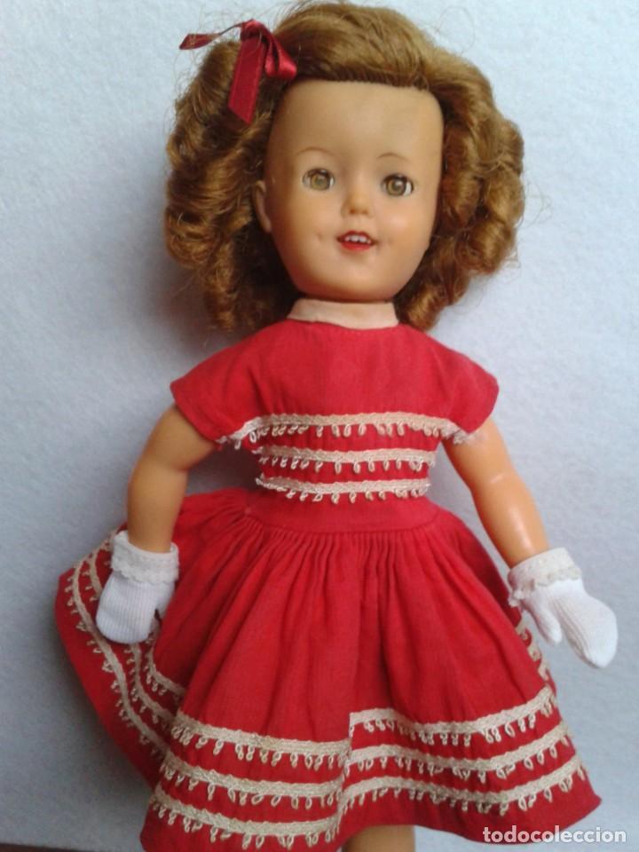 Muñecas Extranjeras: Antigua Shirley Temple Ideal Doll 1958 - Foto 5 - 210794012