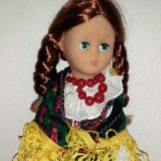 Muñecas Extranjeras: MUÑECA ,, FABRICADA EN POLONIA. Lote 211875100