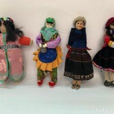 Muñecas Extranjeras: MUÑECAS ÉTNICAS. Lote 215377066