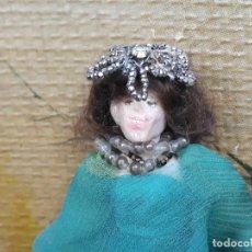Muñecas Extranjeras: ANTIGUA MUÑECA CERA. Lote 217229212