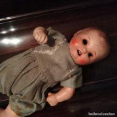 Muñecas Extranjeras: MUY ANTIGUA MUÑECA ALEMANA SELLADA EN EL CUELLO. Lote 221981008