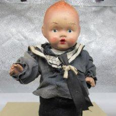Muñecas Extranjeras: MUÑECA ANTIGUA DE PORCELANA AÑOS 20.. Lote 222230546