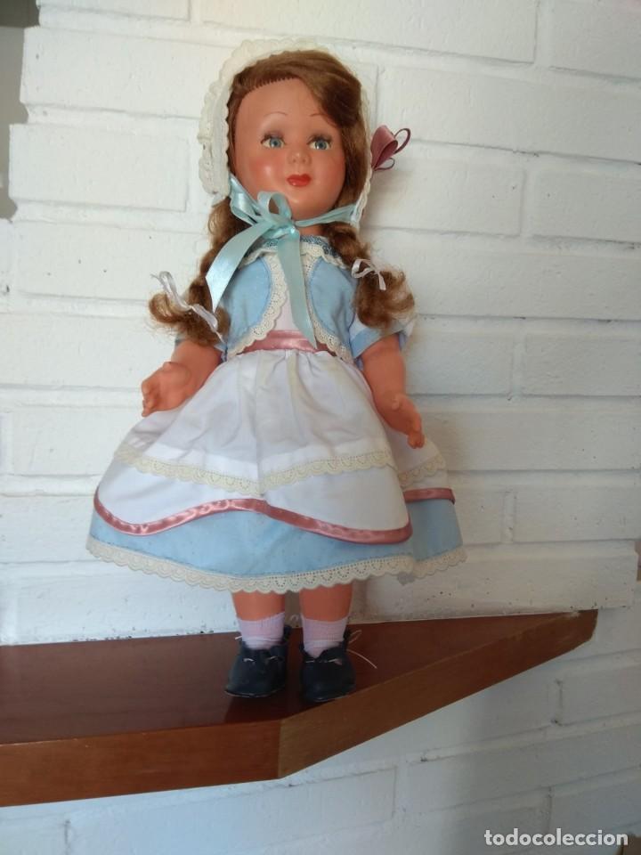 Muñecas Extranjeras: ANTIGUA MUÑECA FRANCESA LLAMADA ADA. CURIOSA - Foto 5 - 222316395