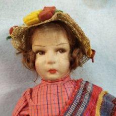 Muñecas Extranjeras: ANTIGUA MUÑECA LENCI ??. Lote 222599985