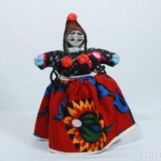 Muñecas Extranjeras: ANTIGUA MUÑECA DE TRAPO TRADICIONAL TURCA. Lote 224134316