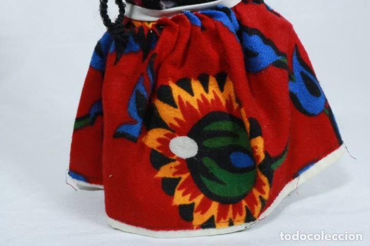 Muñecas Extranjeras: Antigua muñeca de trapo tradicional turca - Foto 3 - 224134316