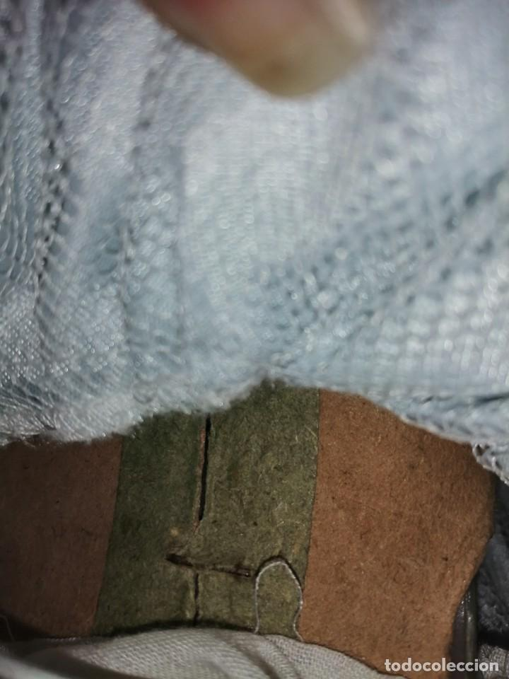 Muñecas Extranjeras: Muñeca cartón piedra y piel - Foto 16 - 224756991
