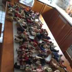 Muñecas Extranjeras: COLECCIÓN MUÑECAS ANTIGUAS. Lote 225228196