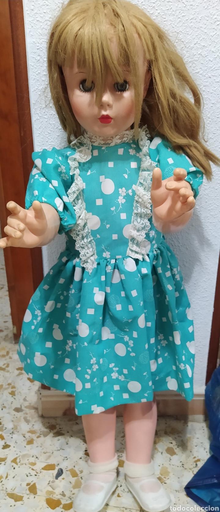 Muñecas Extranjeras: Muñeca años 50, 90 cm. de altura. - Foto 2 - 231016525